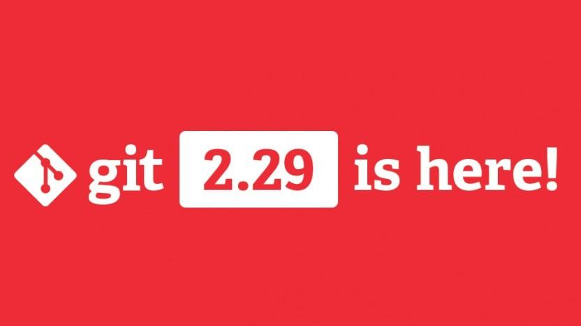 Git 2.29 ist erschienen.