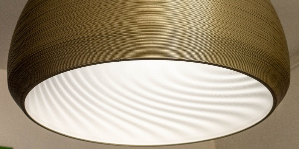 Philips-Leuchten-Konfigurator im Test: Die schicke Leuchte aus dem 3D-Drucker