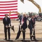LCD 10.5-Generation: Trumps Foxconn-Geisterfabrik für 10 Milliarden US-Dollar