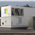 Azure Modular Datacenter: Microsoft entwickelt das Rechenzentrum im Baucontainer