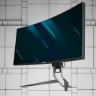 Predator X34 GS: Acers 21:9-Monitor hat USB-C mit Energieversorgung