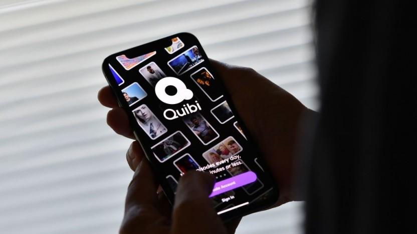 Quibi beendet seinen Dienst mit massiven Verlusten für die Investoren.