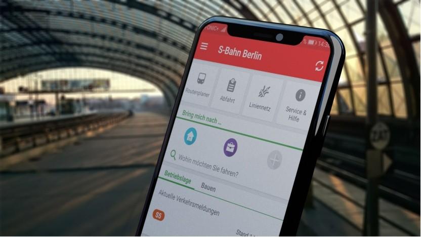 Die Bahn-Tochter Mobimeo will mehr ÖPNV-Apps entwickeln.