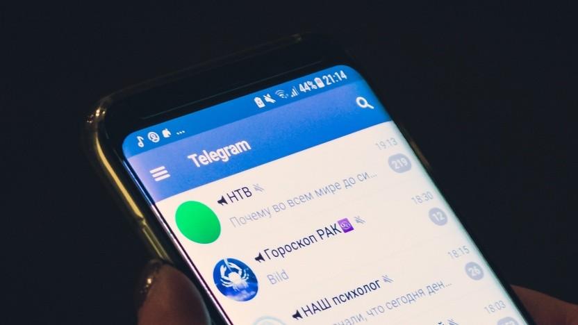 Telegram-Bots werden für Deepnude genutzt. (Symbolbild)