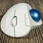 Ergo M575 im Test: Logitechs preiswerter Ergo-Trackball überzeugt