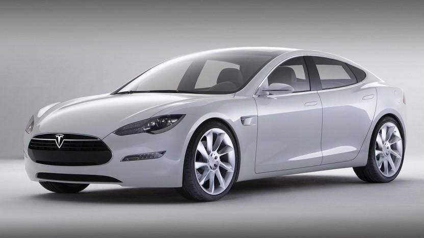 Altes Tesla Model S