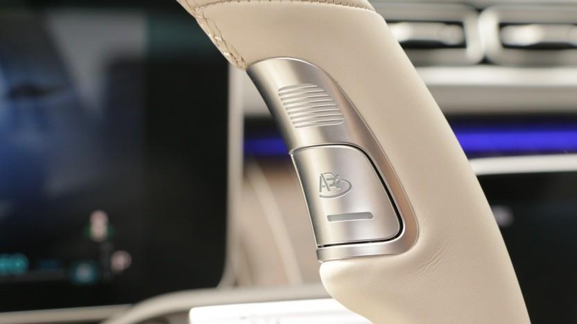Der Drive Pilot soll mit Hilfe dieser Taste erstmals hochautomatisiertes Fahren ermöglichen.