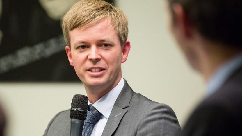 Tobias Miethaner, Abteilungsleiter beim Bundesverkehrsministerium