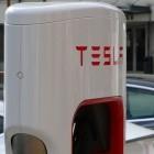 Ladesäulen: Tesla soll V4-Supercharger mit bis zu 350 kW planen