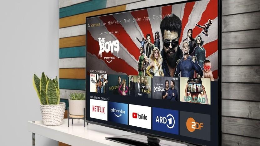 Der erste Smart-TV von Ok mit der Fire TV Edition