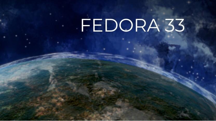 Fedora 33 ist verfügbar.