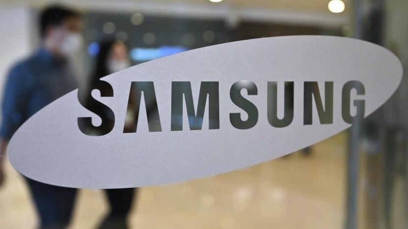 Samsung meldet gute Quartalsergebnisse.