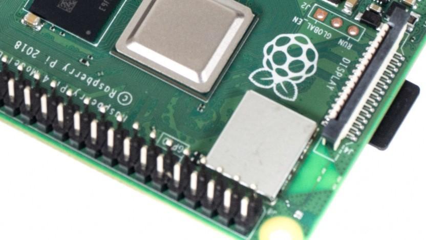 Der Raspberry Pi 4
