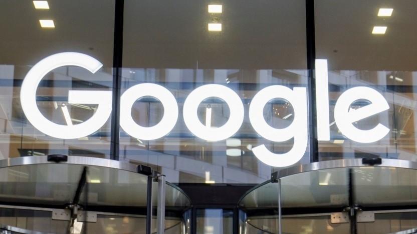 Google-Hauptsitz in Großbritannien
