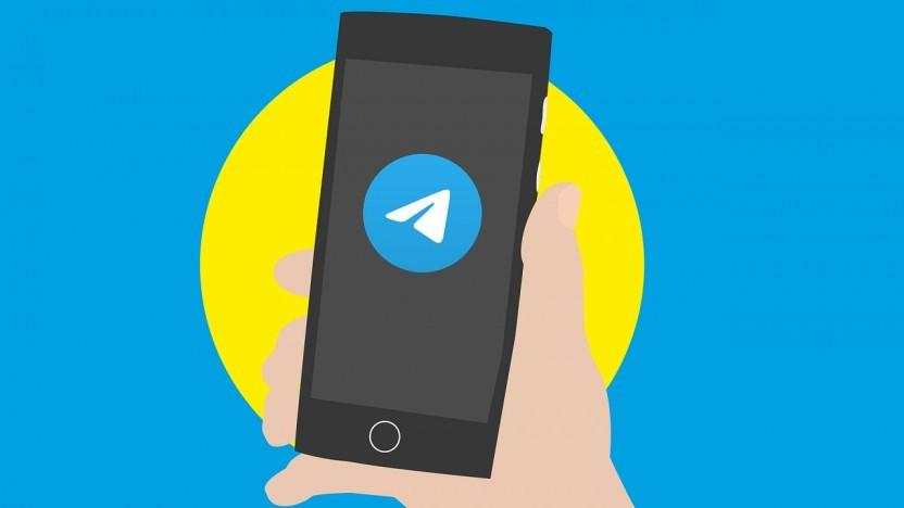 Die Chatgruppen des Messengers Telegram werden vielfältig genutzt.