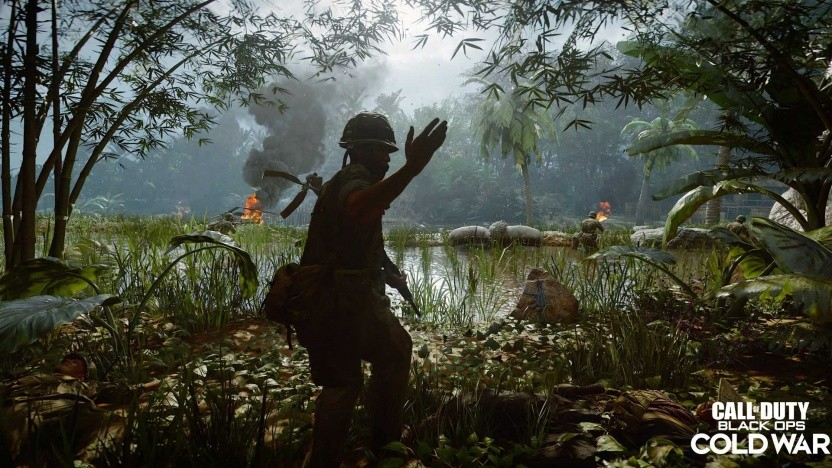 Szene aus Call of Duty Black Ops Cold War
