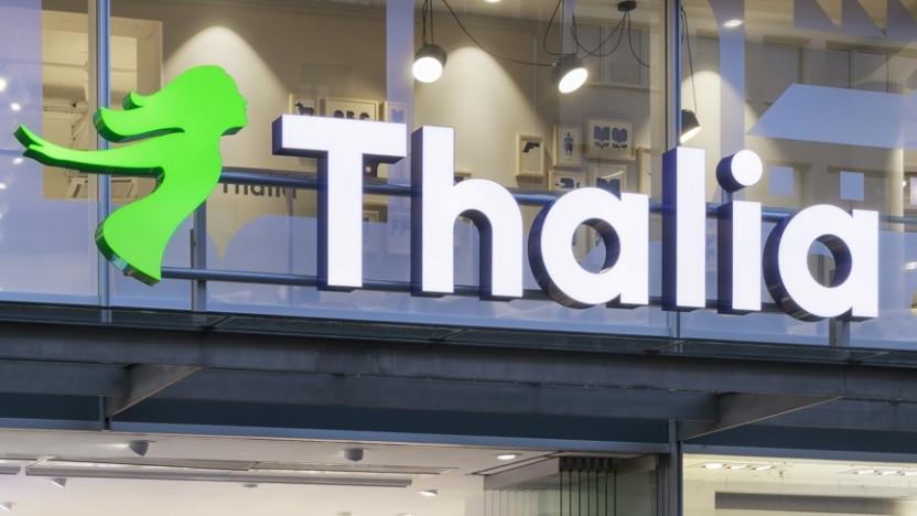 Thalia bringt Scan&Go in seine Filialen.