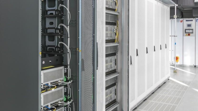Kernnetz eines 5G-Betreibers