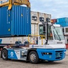 Terberg YT203-H2: Eine Brennstoffzellen-Zugmaschine für den Rotterdamer Hafen