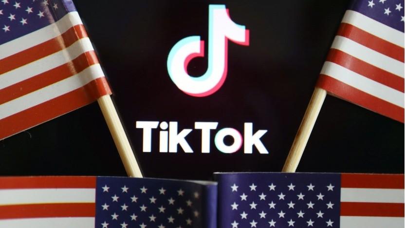 Video-App Tiktok: Die Lage bleibt unklar.