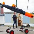Datenübertragung: Bundeswehr testet Schall-Internet unter Wasser