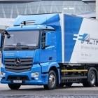 Schwere Lkw: Volvo steigt bei Daimlers Brennstoffzellensparte ein