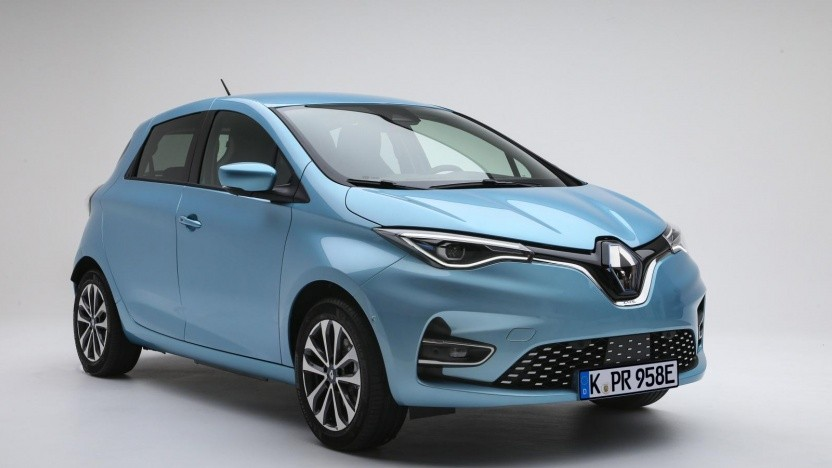 Renault Zoe - meistverkauftes E-Auto im Oktober