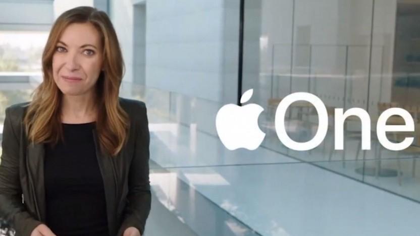 Apple One ist verfügbar.