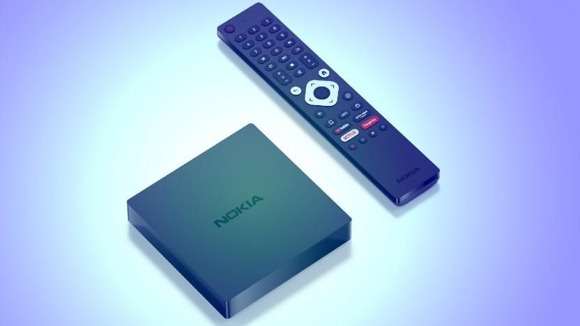Nokia Streaming Box 800 soll vor Weihnachten 2020 erscheinen.
