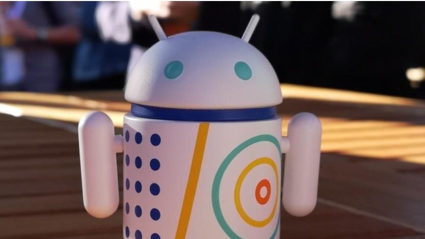 Die November-Updates für Android werden verteilt.
