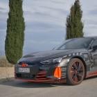 Probefahrt mit Audi RS E-Tron GT: Das Geschoss von Rhodos