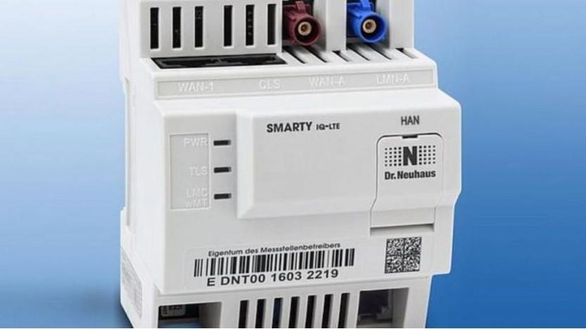 Solche Smart-Meter-Gateways könnten künftig über die 450-MHz-Frequenzen kommunizieren.