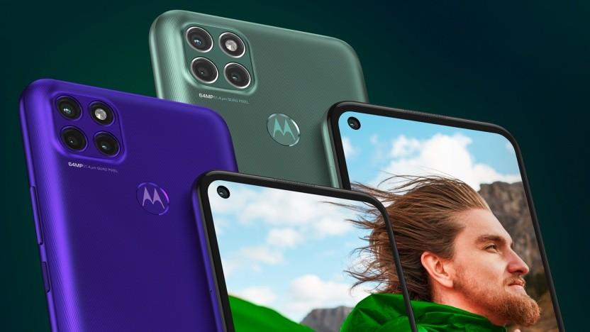 Das Moto G9 Power von Motorola