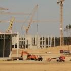 Gigafabrik in Grünheide: Musk zu Bewerbungsgesprächen eingeflogen