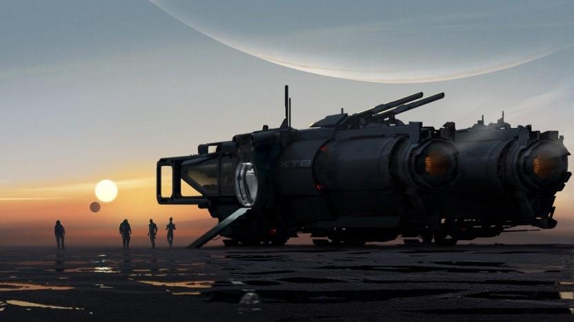Artwork des nächsten Mass Effect