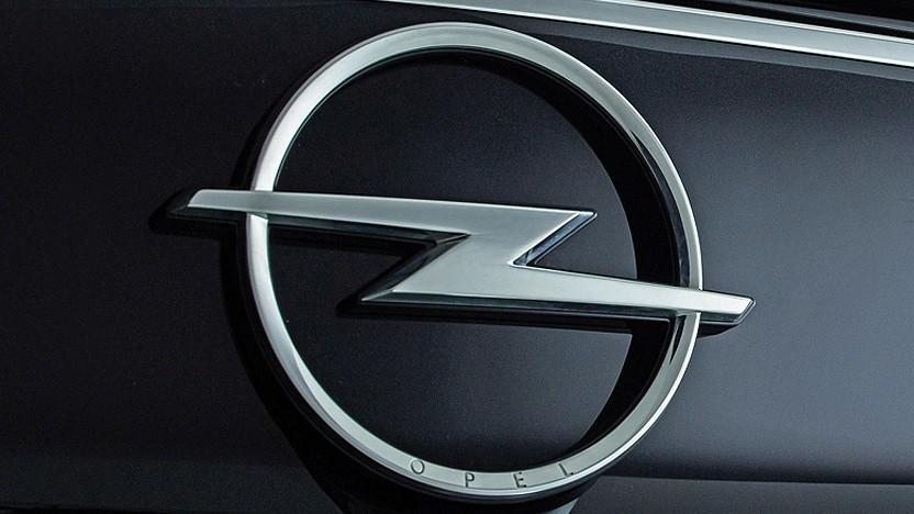 Neues Opel-Logo 2020