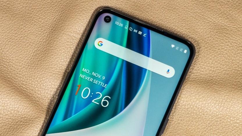 Das N10 5G von Oneplus