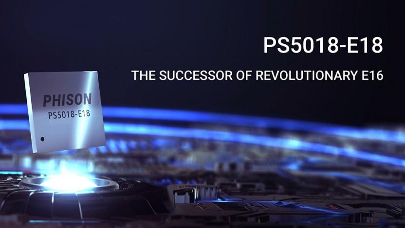 Phison E18
