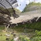 Astronomie: Zweites Kabel von Arecibo-Radioteleskop kaputt