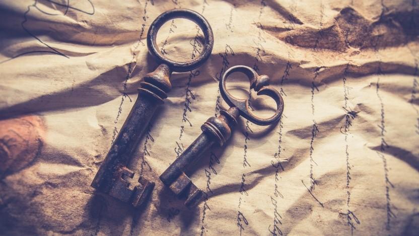 Wer soll die Schlüssel für die elektronische Kommunikation erhalten?
