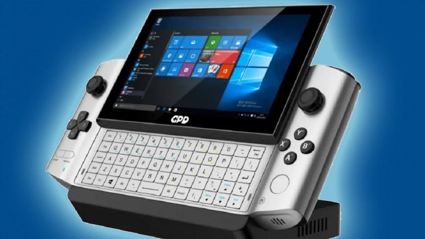 Der Win 3 wird GPDs nächste Handheld-Konsole mit Windows 10.