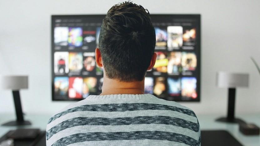 Auf Philips-TVs laufen Filme und Serien nur in geringer Auflösung.