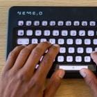 Nemeio: Tastatur mit E-Paper-Tasten ist finanziert