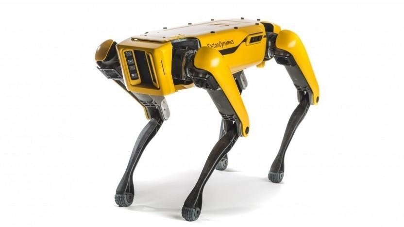 Laufroboter Spot: Boston Dynamics soll eine Milliarde US-Dollar wert sein.
