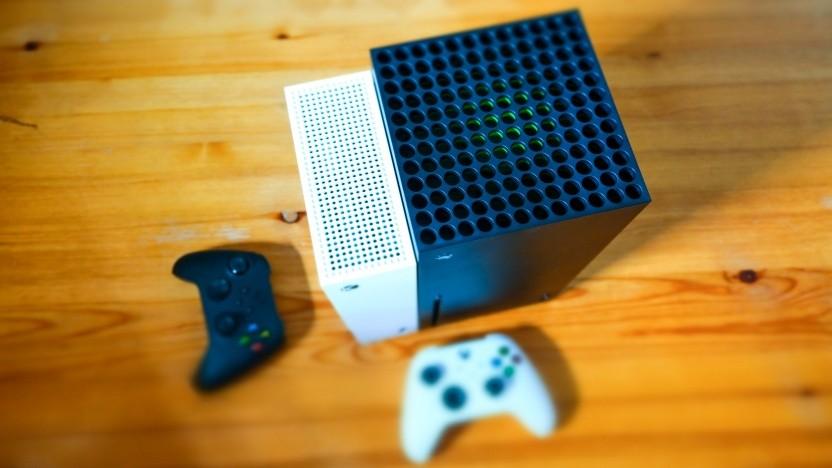 Xbox Series S und X