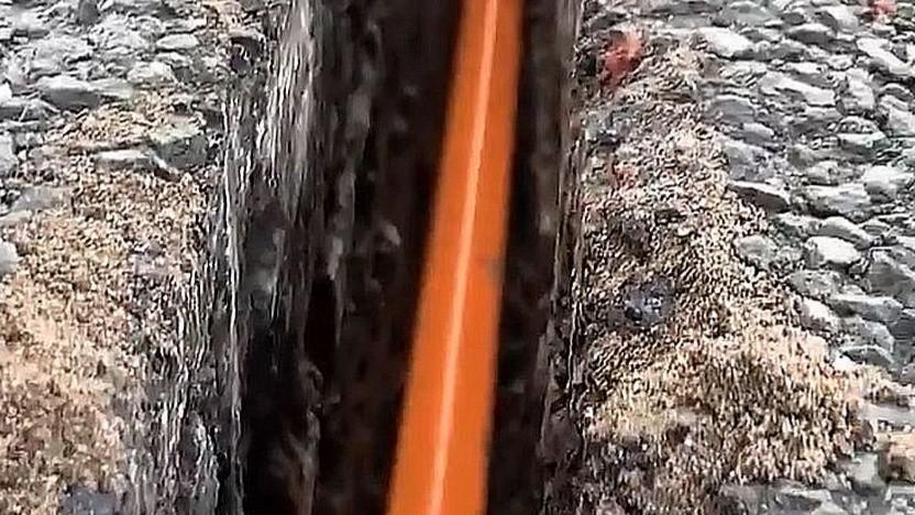 Netzausbau mit Glasfaser
