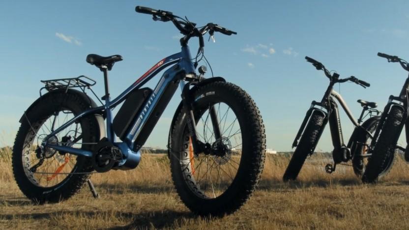Das Biktrix Juggernaut HD Duo hat eine hohe Reichweite.