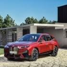 Elektroautos: BMW iX soll 600 Kilometer weit kommen