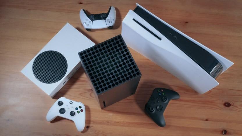 Xbox S und X sowie die Playstation 5