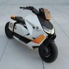 Concept Definition CE 04: BMW will großen Elektroroller bauen
